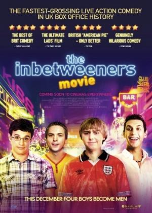 The Inbetweeners Movie 400x560