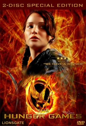 The Hunger Games 550x800