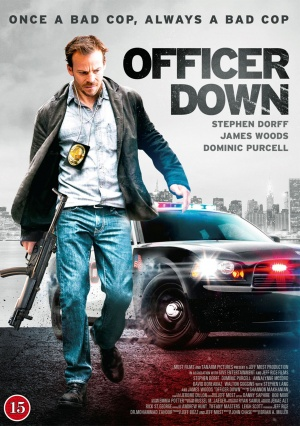 Officer Down 1530x2175