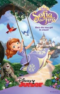Sofia die Erste - Auf einmal Prinzessin poster