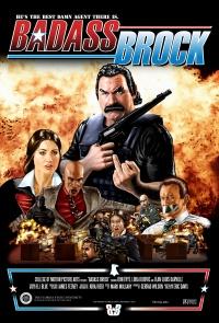 Badass Brock poster