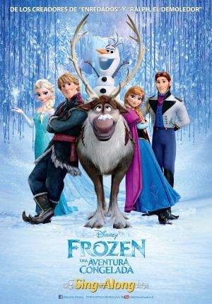 Frozen 3500x5000