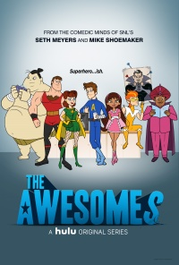 The Awesomes poster