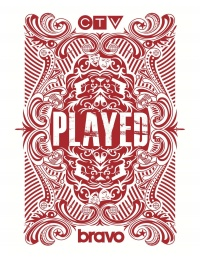 Played poster