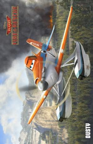 Planes 2 - Immer im Einsatz 3235x5000