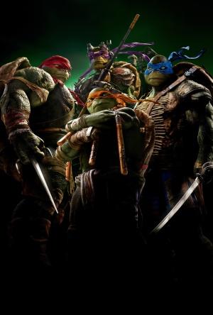 Teenage Mutant Ninja Turtles 2430x3600