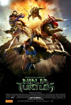 Teenage Mutant Ninja Turtles 1387x2048