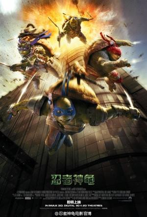 Teenage Mutant Ninja Turtles 972x1440