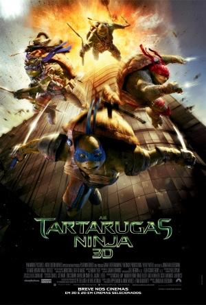 Teenage Mutant Ninja Turtles 2388x3544