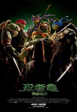 Teenage Mutant Ninja Turtles 3451x5000