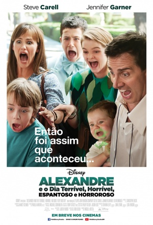 Alexander and the Terrible, Horrible, No Good, Very Bad Day 749x1100