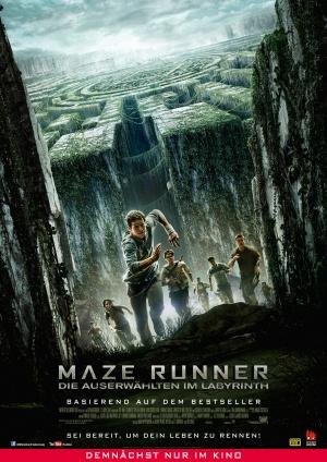 The Maze Runner 2480x3508
