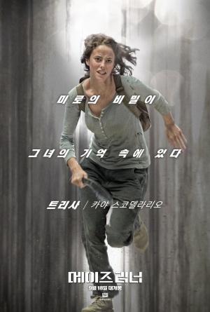 The Maze Runner 1787x2651