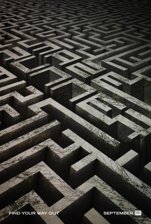 The Maze Runner 1787x2647