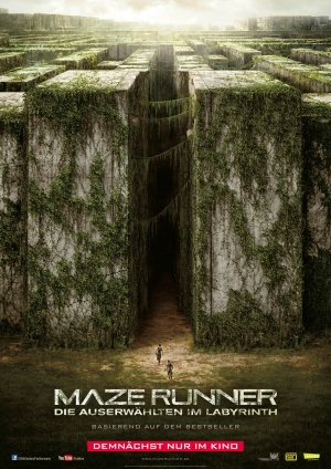 The Maze Runner 2481x3508