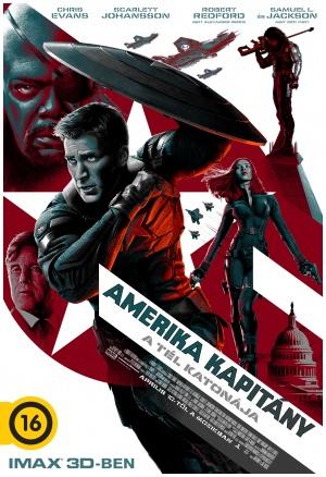 Captain America: The Winter Soldier 1711x2500