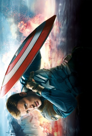 Captain America: The Winter Soldier 3388x5000
