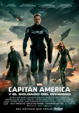 Captain America: The Winter Soldier 1259x1800
