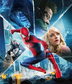 The Amazing Spider-Man 2 1900x2198
