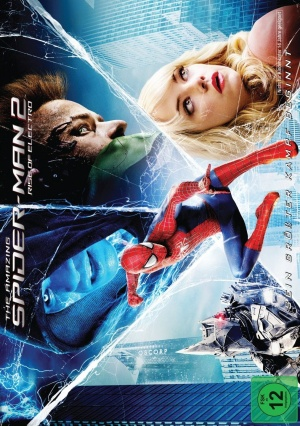 The Amazing Spider-Man 2 1013x1437