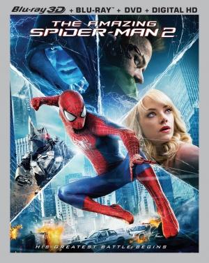 The Amazing Spider-Man 2 1607x2020