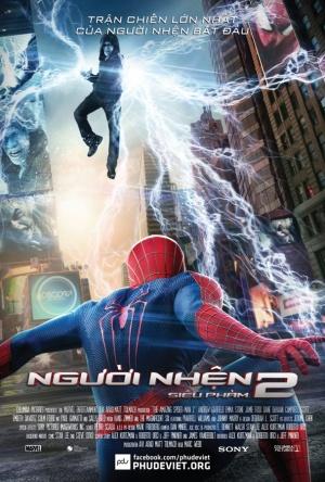 The Amazing Spider-Man 2 608x900