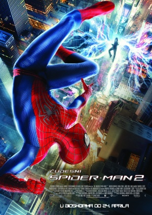 The Amazing Spider-Man 2 980x1386