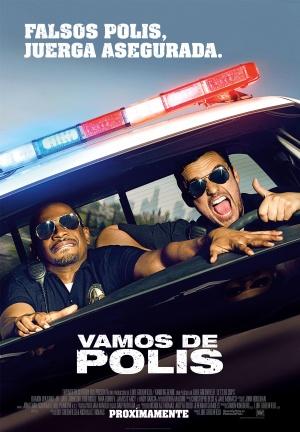 Let's Be Cops 2953x4255