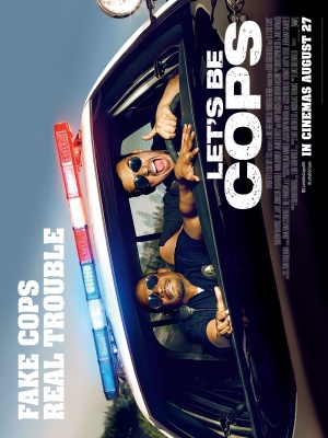 Let's Be Cops 3750x5000