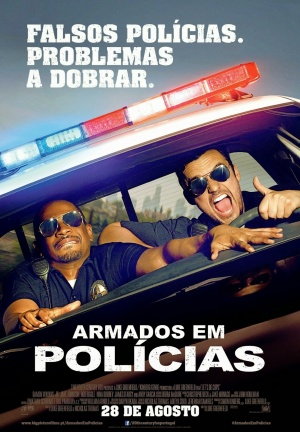 Let's Be Cops 1110x1600