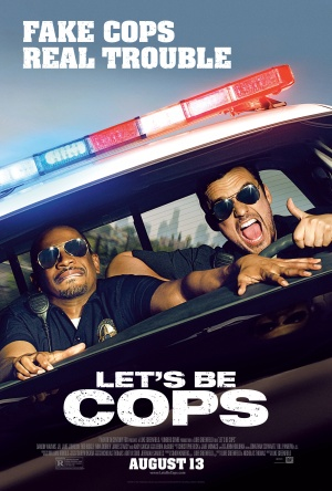 Let's Be Cops 3375x5000