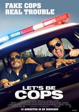 Let's Be Cops 1132x1600