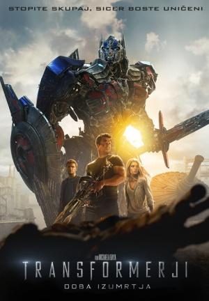 Transformers: La era de la extinción 555x800
