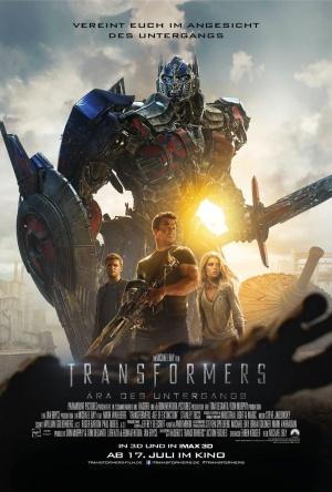 Transformers: La era de la extinción 864x1280