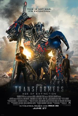 Transformers: La era de la extinción 3385x5000