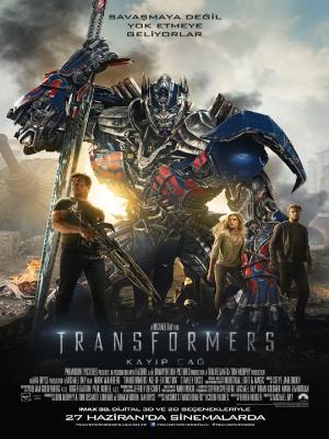 Transformers: La era de la extinción 1200x1600