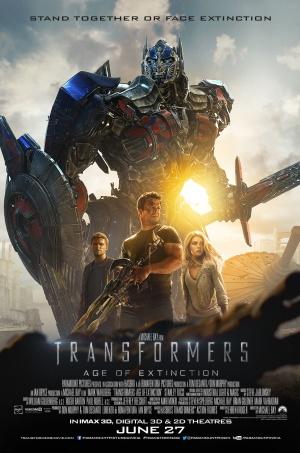 Transformers: La era de la extinción 933x1410