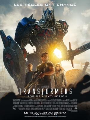 Transformers: La era de la extinción 1107x1476