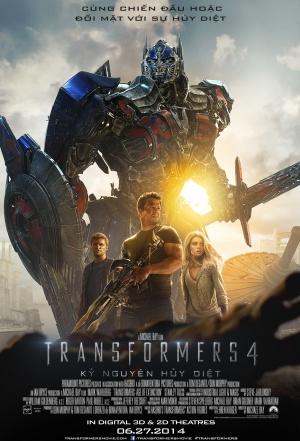 Transformers: La era de la extinción 933x1371