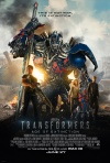 Transformers: La era de la extinción poster