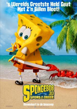 The SpongeBob Movie: Sponge Out of Water 1132x1600