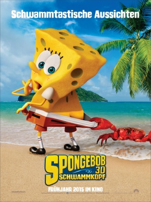 The SpongeBob Movie: Sponge Out of Water 1200x1600