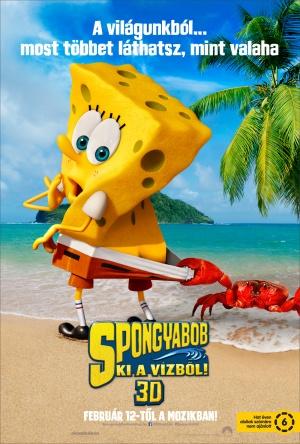 The SpongeBob Movie: Sponge Out of Water 1000x1481