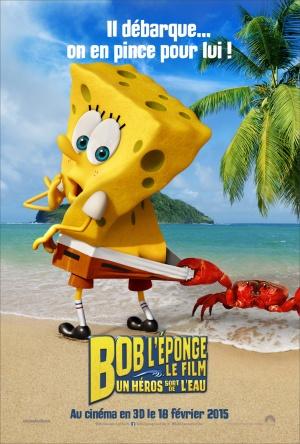 The SpongeBob Movie: Sponge Out of Water 1081x1600