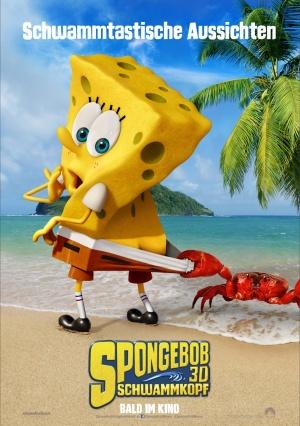 The SpongeBob Movie: Sponge Out of Water 1013x1437