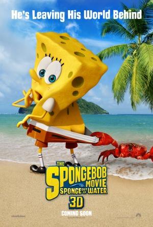 The SpongeBob Movie: Sponge Out of Water 1578x2333