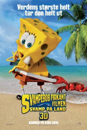 The SpongeBob Movie: Sponge Out of Water 1000x1500