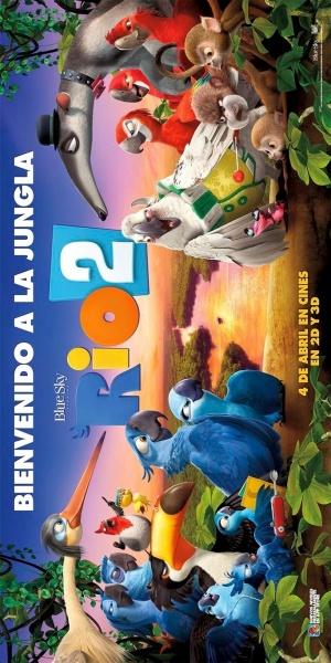 Rio 2 - Dschungelfieber 683x1366