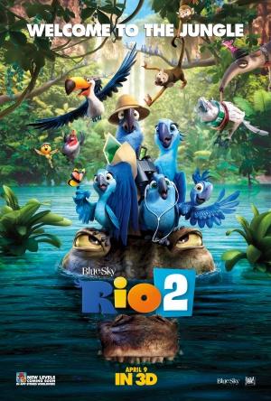 Rio 2 - Dschungelfieber 2000x2957