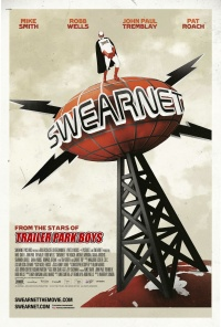 Swearnet: The Movie poster